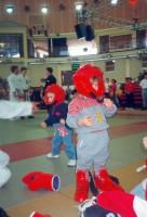 Prova alla skydden på EM tävlingarna i Jersey 1993