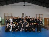 Seminarier med Graham Lelliott i Malaga 2004