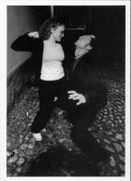 Helena och Jimmy i slutet av 90-talet