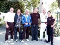 Instruktörer från Wonder Valley Camp 2005
