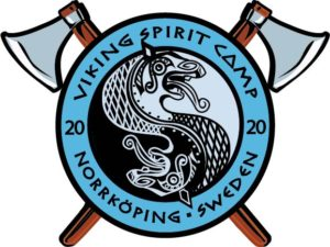 Viking Camp Logo blue 2020_Anders