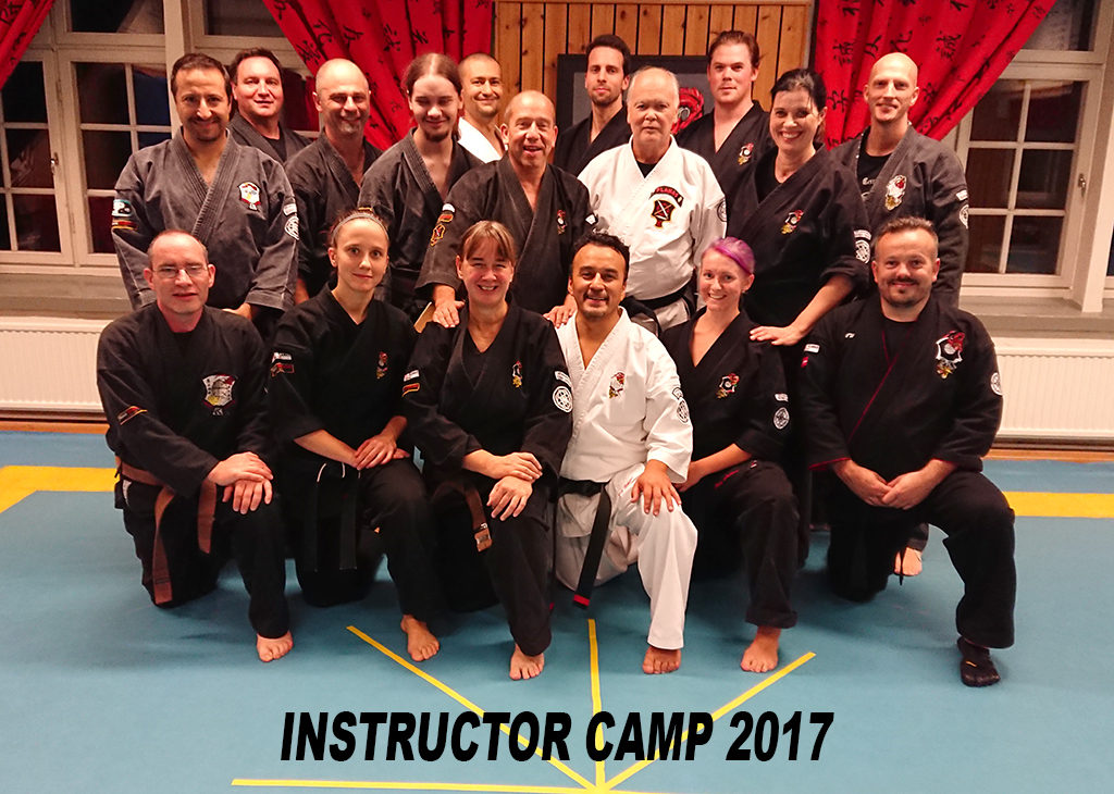 Gruppbild Instructor camp-17