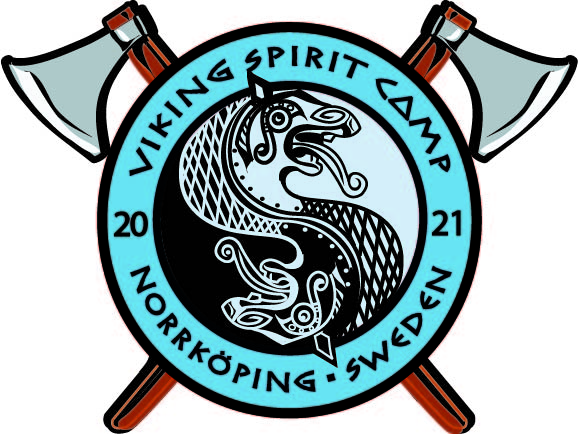 This image has an empty alt attribute; its file name is Viking-Camp-Logo-blue-2021_Anders.jpg